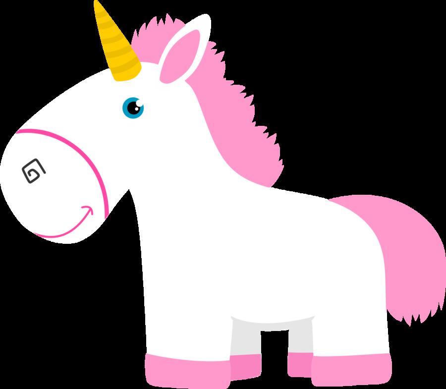 Despicable me alternative design. Minion clipart unicorn