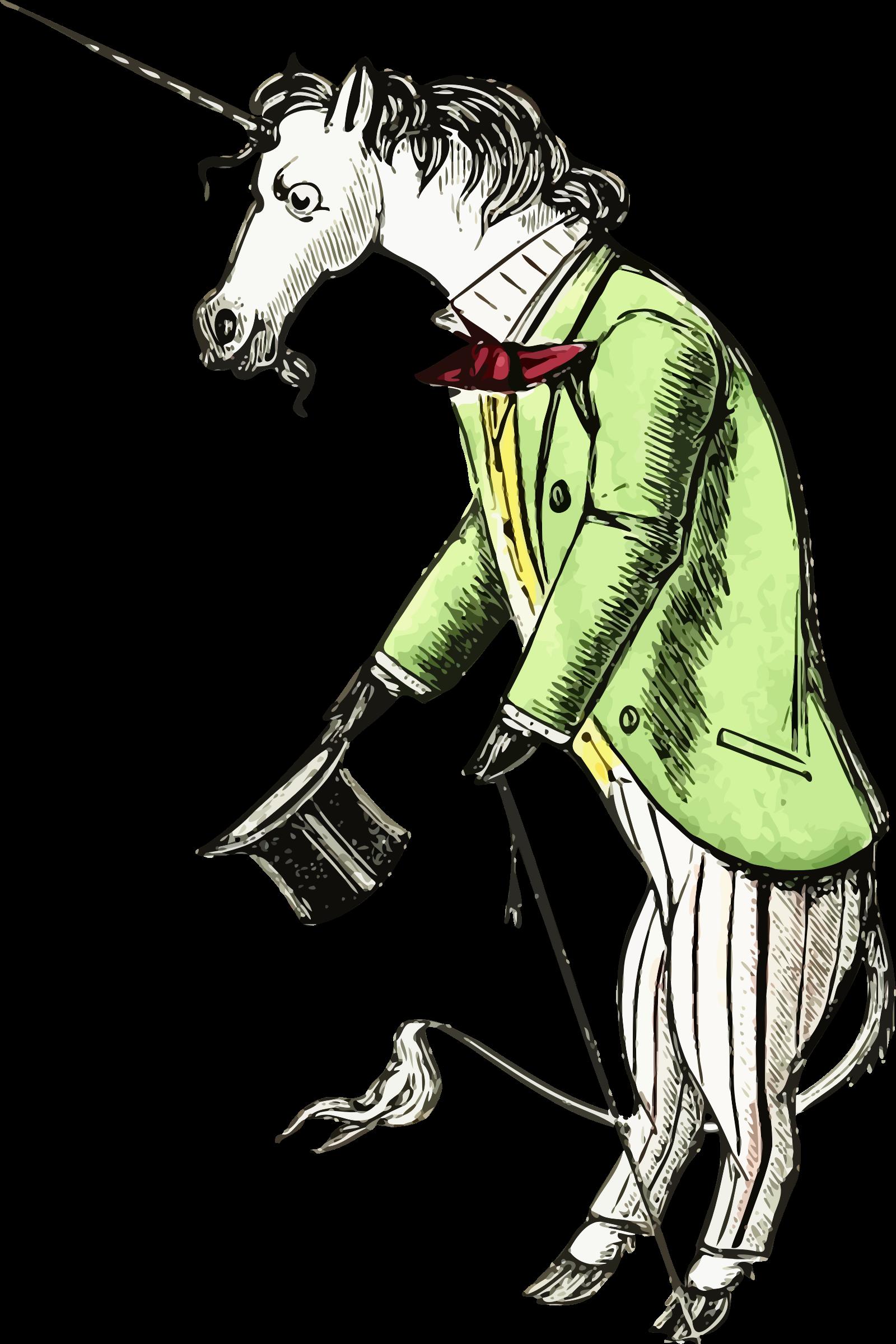 Big image png. Clipart unicorn mythology