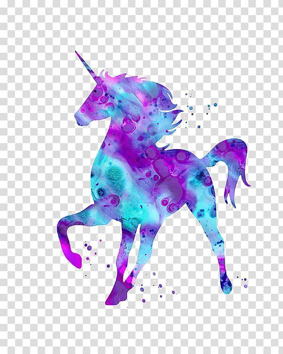 Clipart unicorn mythology. Being purple and blue