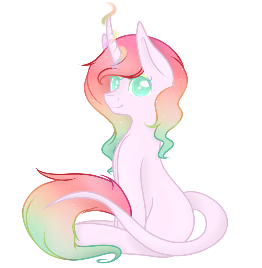 Clipart unicorn pastel.  collection of drawing
