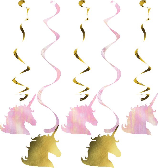 Dizzy danglers . Clipart unicorn sparkle