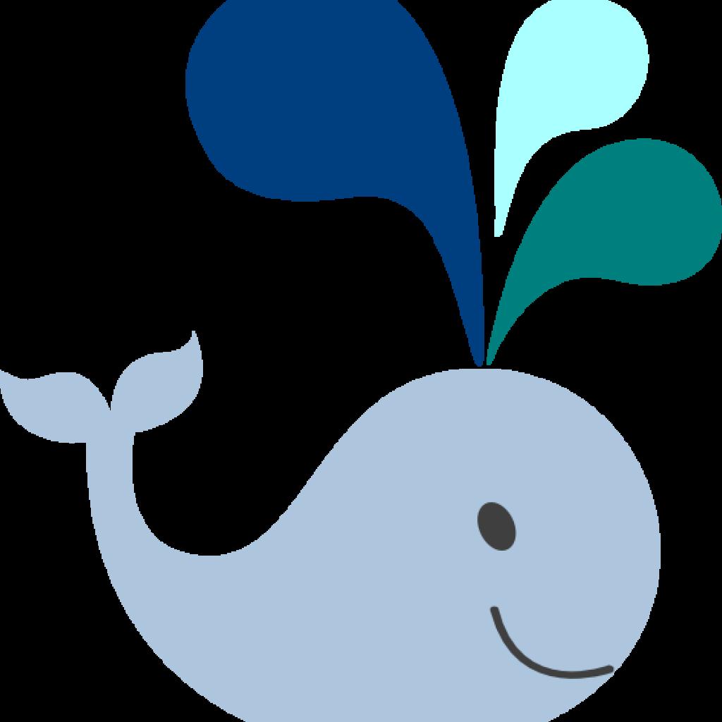Blue beach hatenylo com. Clipart unicorn whale