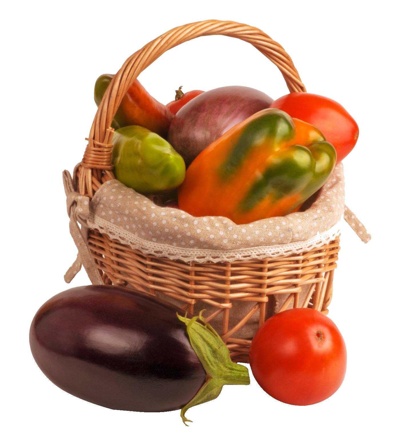Clipart vegetables basket vegetable, Clipart vegetables ...