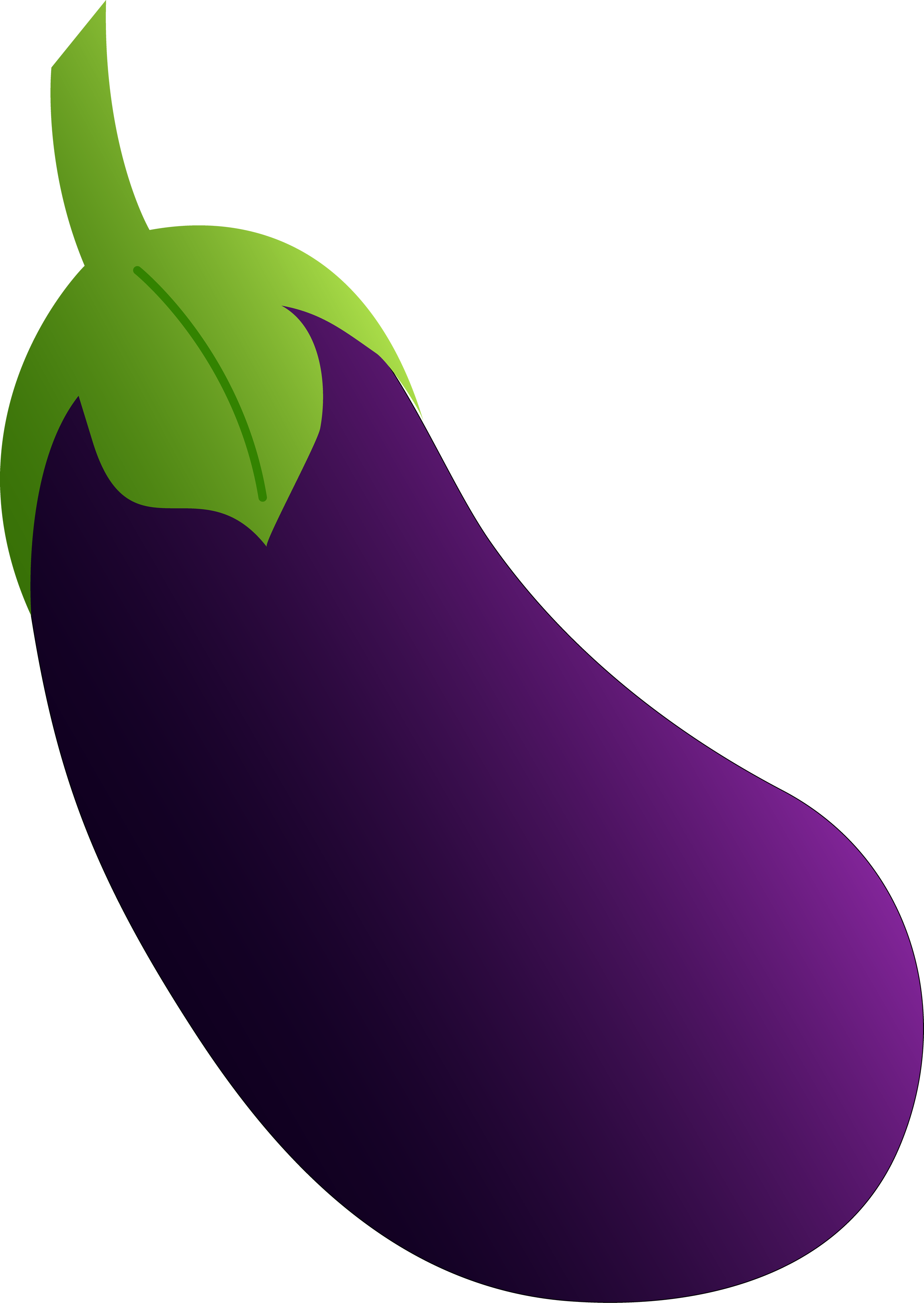 Eggplant png images free. Vegetables clipart vector