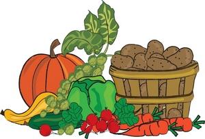 Free food cliparts vegetables. Garden clipart vegitable