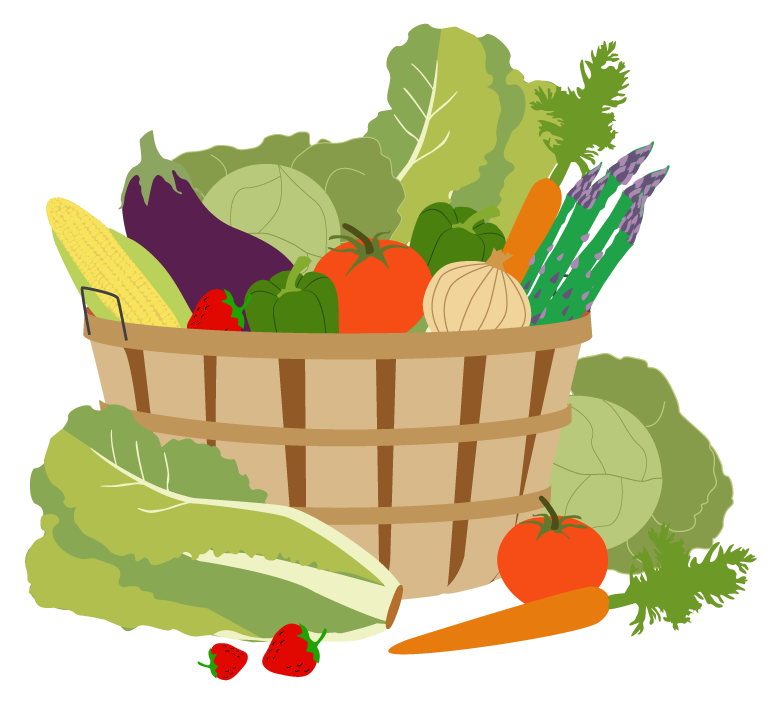 Gardener clipart vegetable patch. Edible gardens workshop series