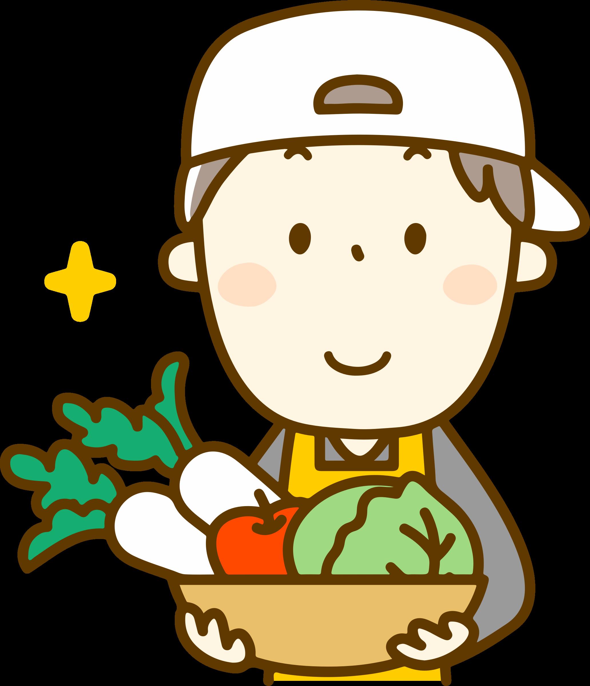 Vegetables clipart grocer. Green big image png