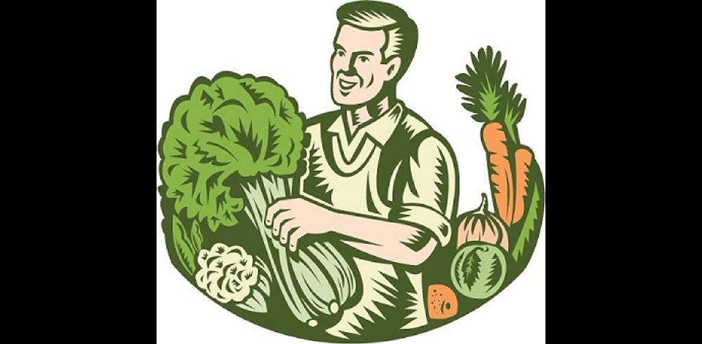 Farmers clipart farmer harvesting crop. Century park market edmonton