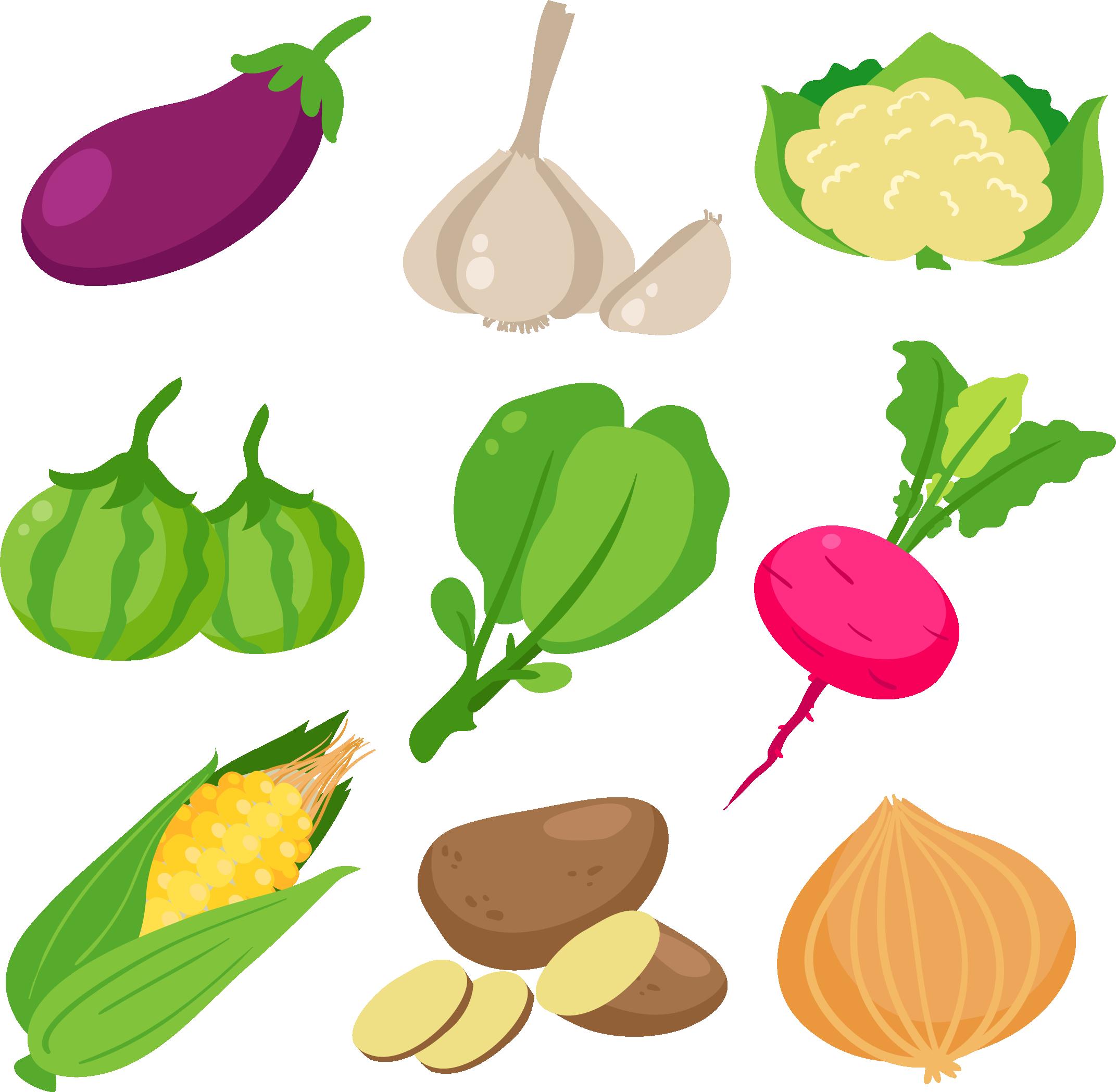 Leaf cartoon clip art. Clipart vegetables healthy vegetable