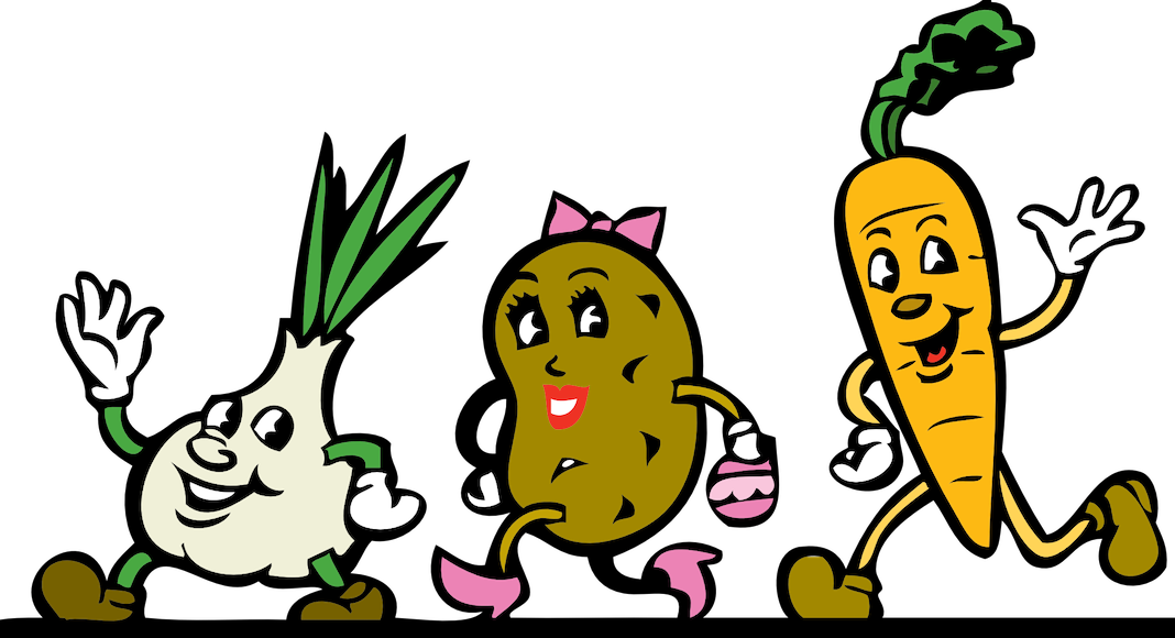 Clipart vegetables healthy vegetable. These could kill you