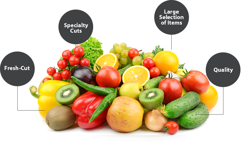 Clipart Vegetables Individual Fruit Vegetable Picture