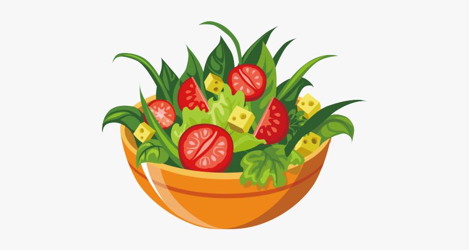 . Vegetables clipart salad vegetable