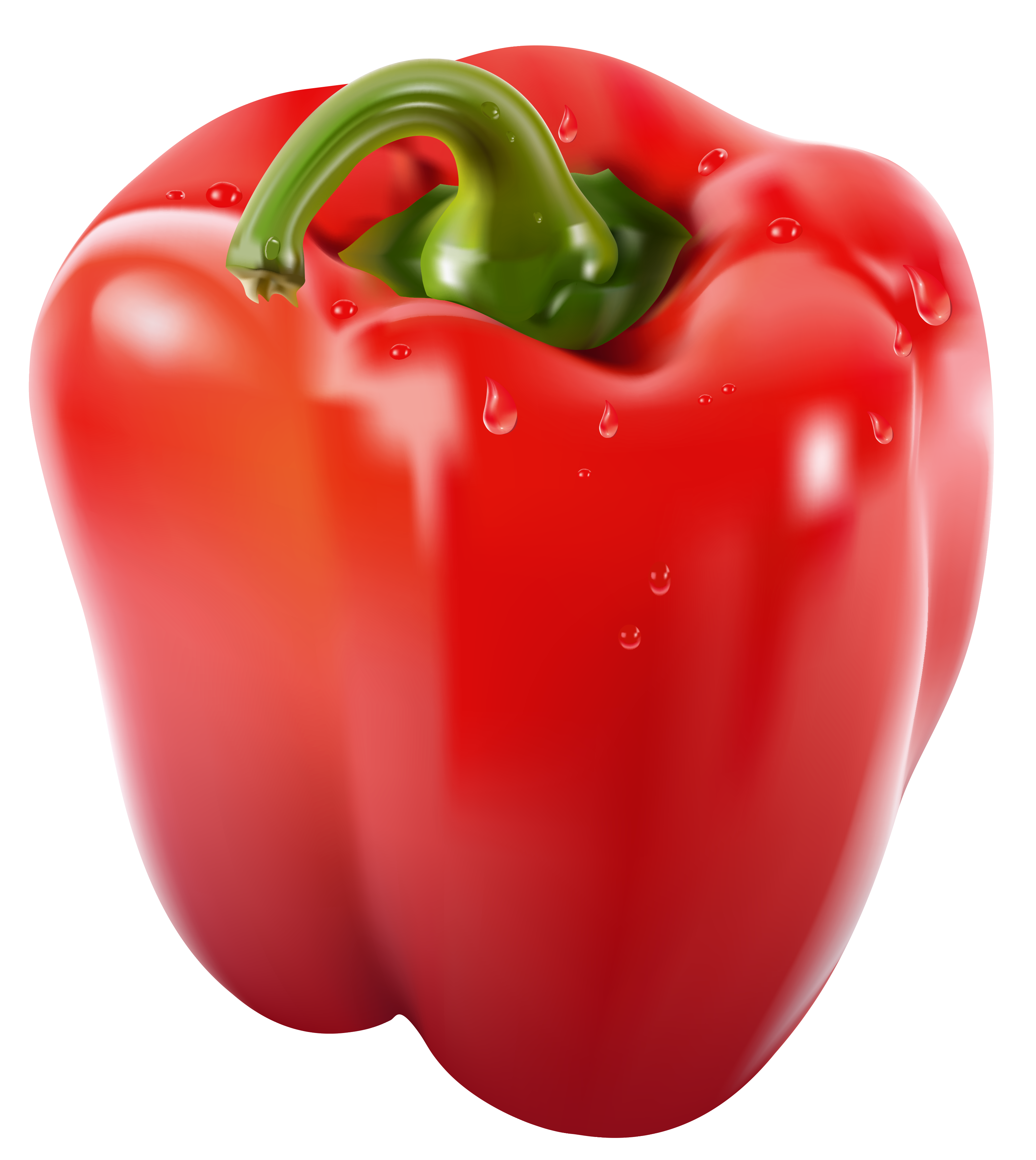 Peppers clipart capsicum. Transparent red pepper png