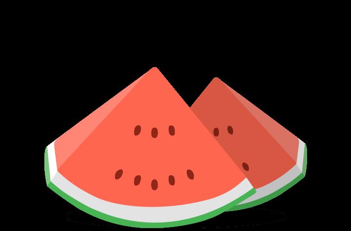 Fruits and veggies berries. Watermelon clipart sweet fruit
