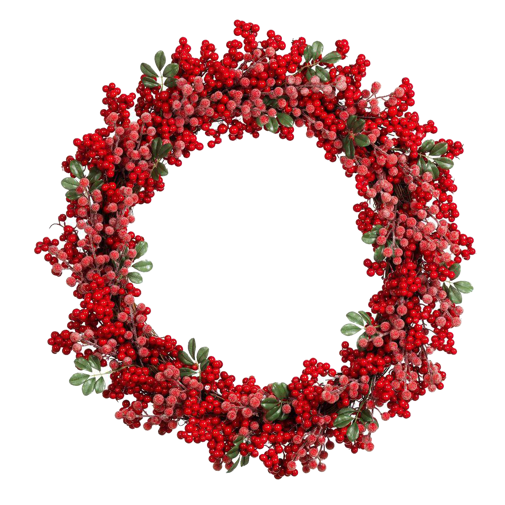Christmas png pic peoplepng. Clipart vegetables wreath