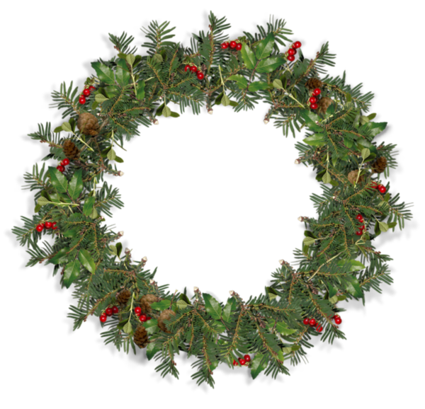 Clipart vegetables wreath. Forgetmenot christmas wreaths