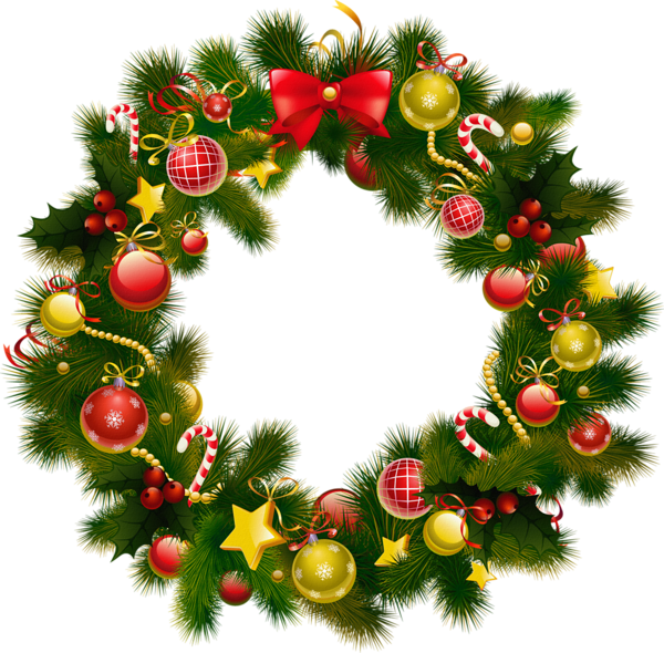 Clipart vegetables wreath. Christmas photo frame sticker