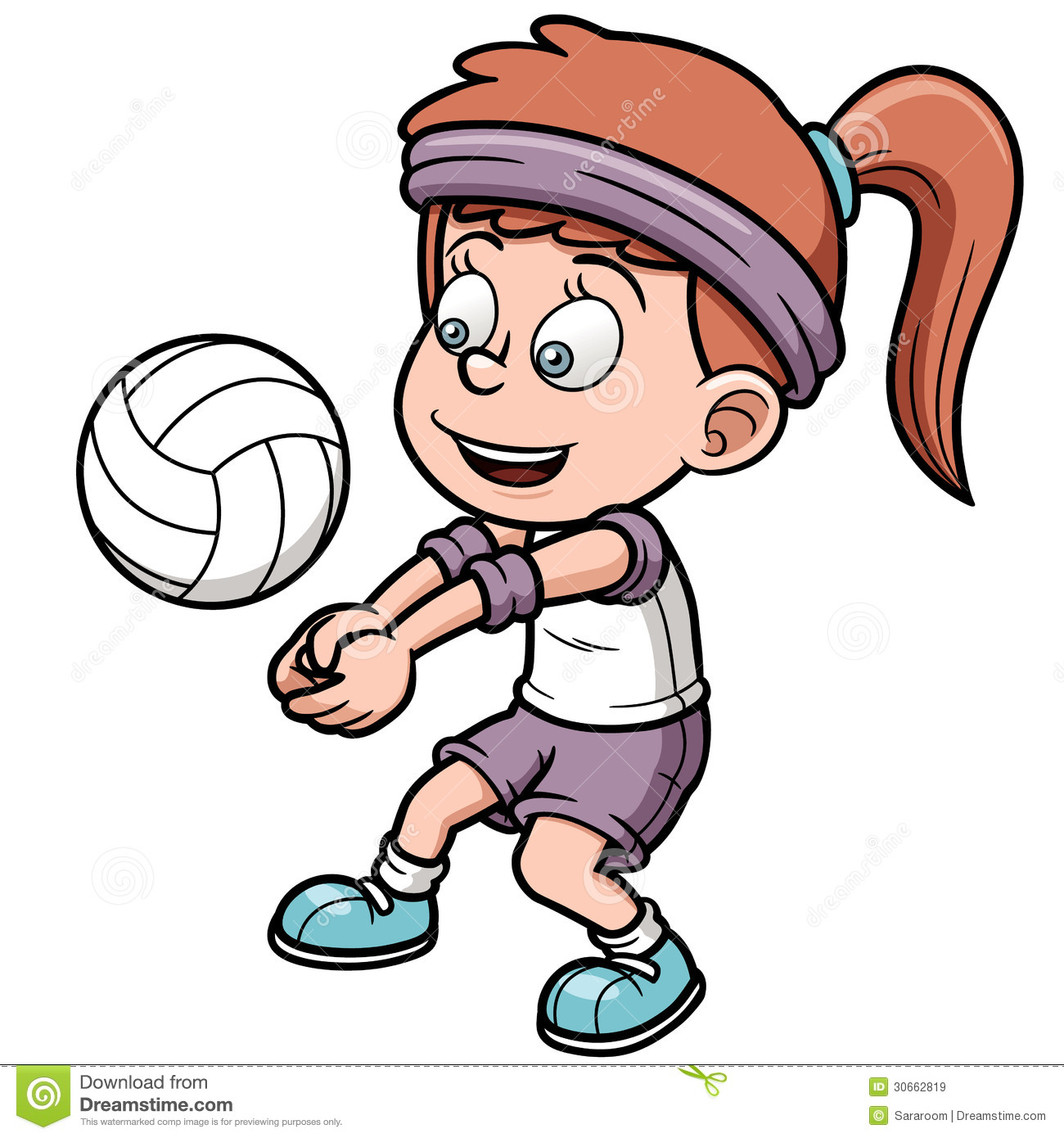 Volleyball clipart animated. Free download best