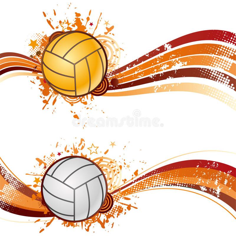 Portal . Clipart volleyball border