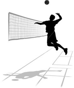 Clipart volleyball boys volleyball. Boy s polo park