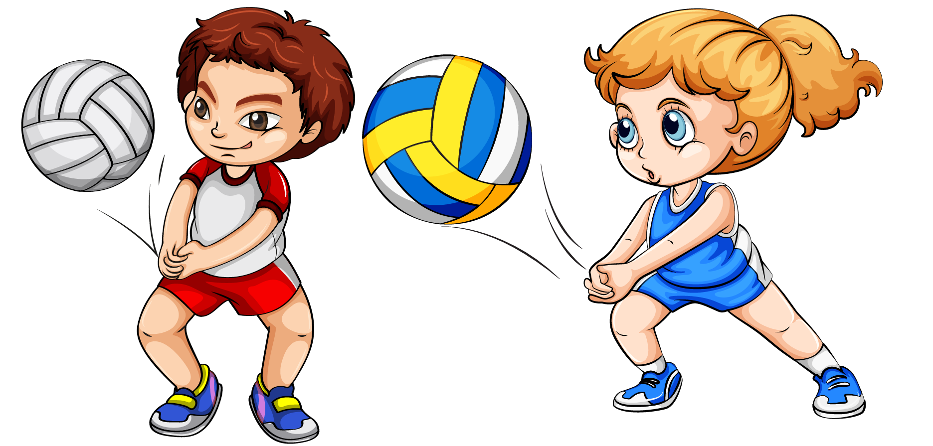 Sport clip art baseball. Clipart volleyball boys volleyball
