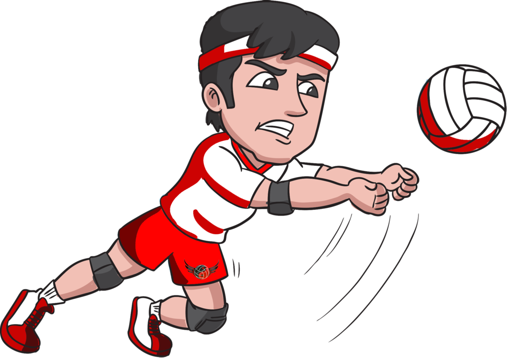 Volleyball Net Cartoon Illustrations, Royalty-Free Vector ... |Volleyball Game Clipart