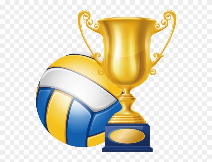 Clip champion art . Clipart volleyball champions