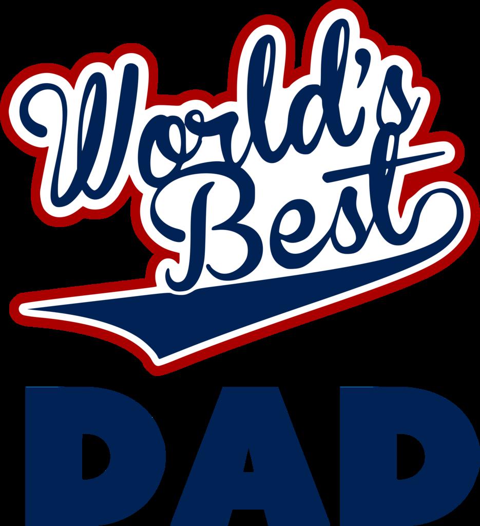 World s best albb. Clipart volleyball dad