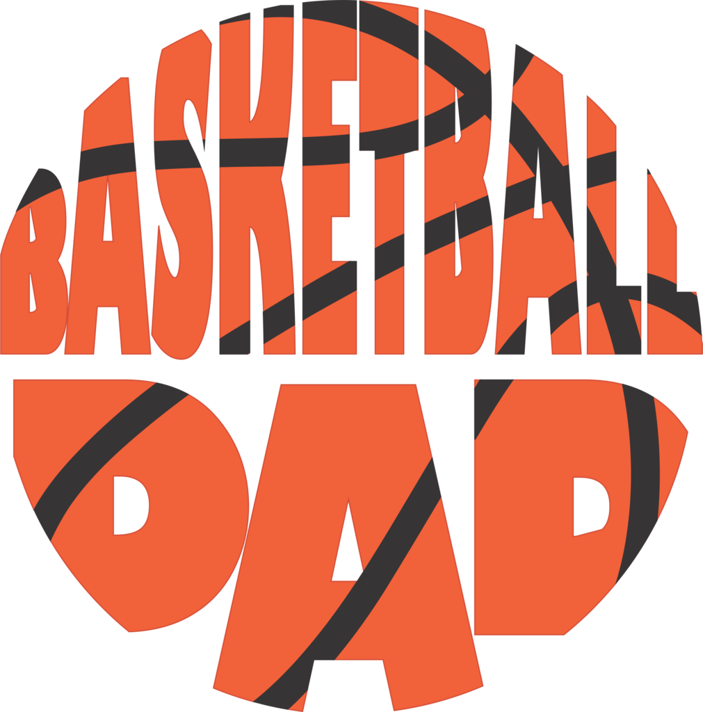 Basketball albb blanks. Clipart volleyball dad