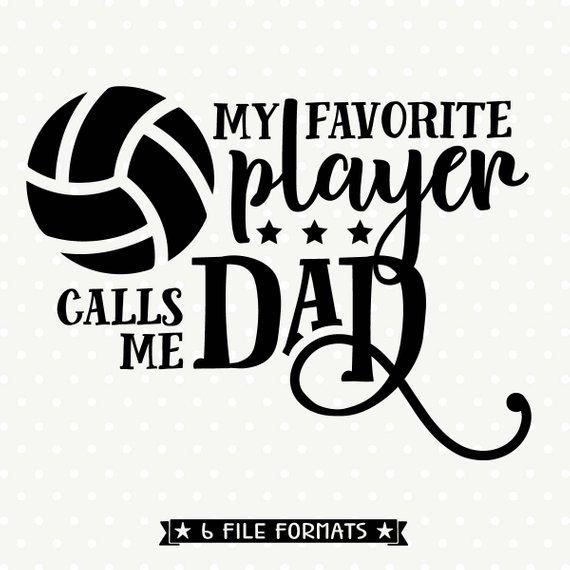 Volleyball clipart dad. Pin on products