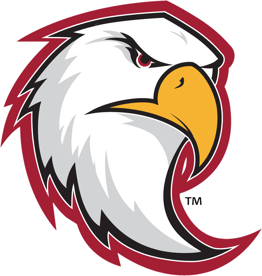 Clipart volleyball eagle. Ezell harding christian school