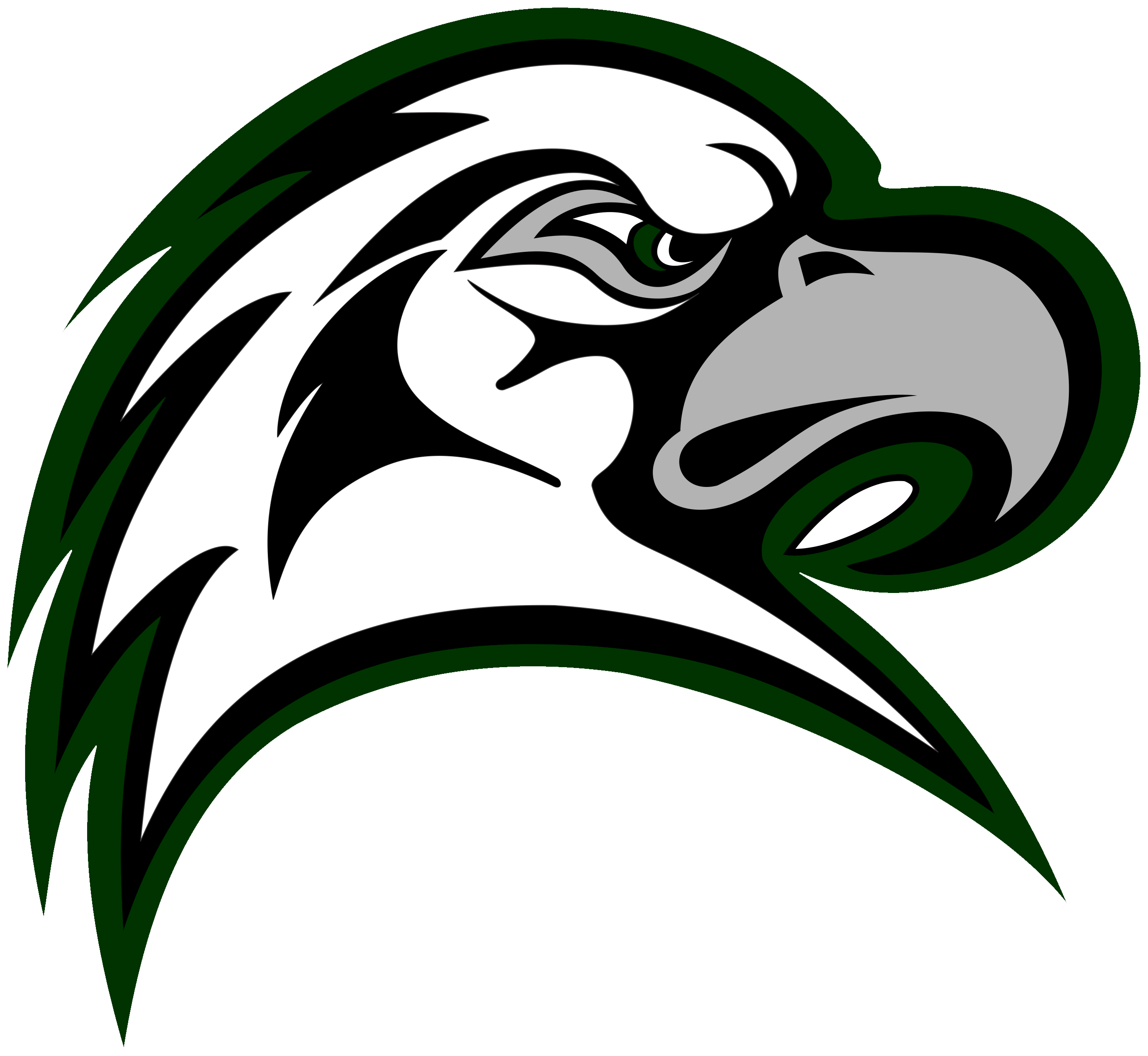 Clipart volleyball eagle. Eastside christian team home