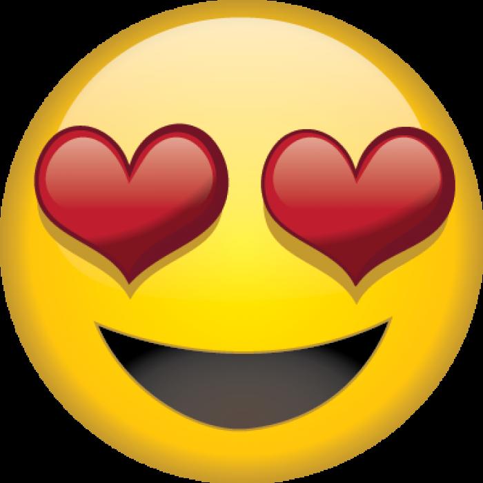 Love in golf balls. Volleyball clipart emoji