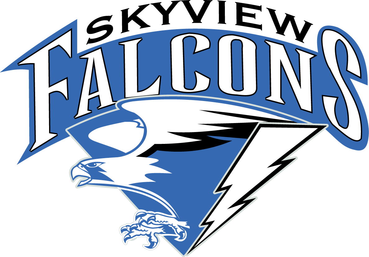 Conference leaders . Volleyball clipart falcon