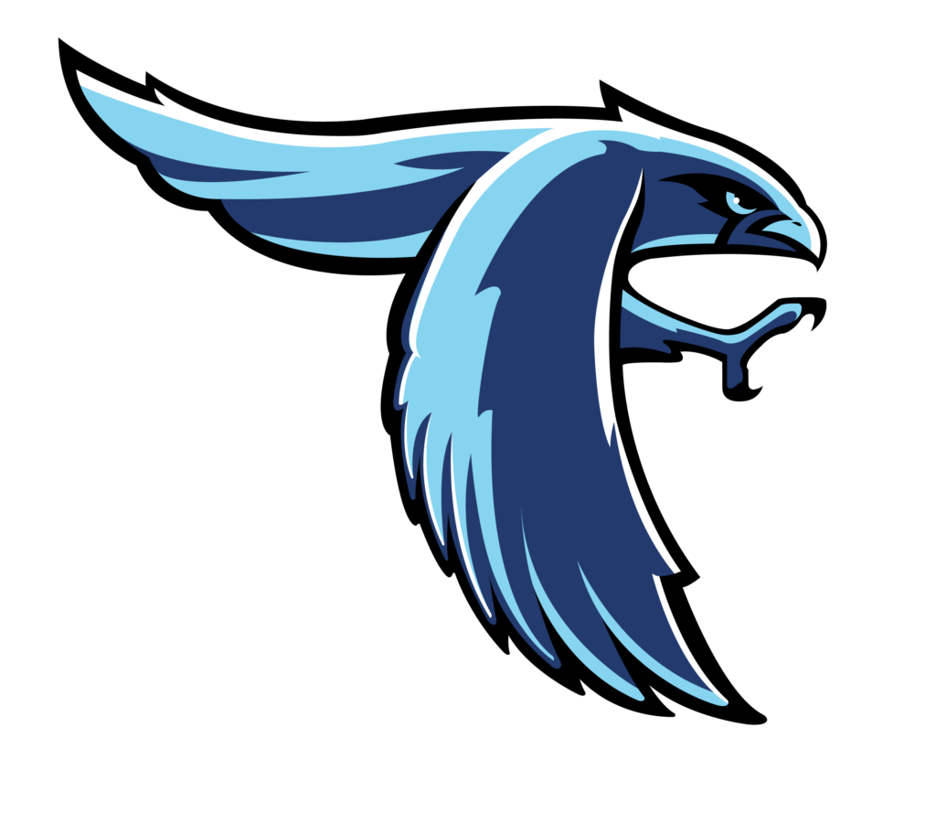 Perry meridian high school. Clipart volleyball falcon