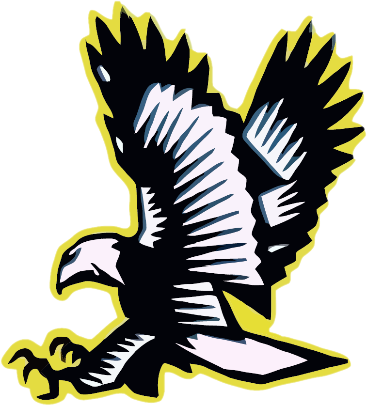 Lakeville team home falcons. Volleyball clipart falcon