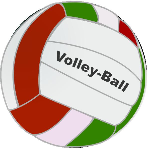Volleyball clipart gambar. Volley ball clip art