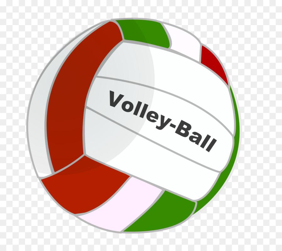 Ball football . Volleyball clipart gambar
