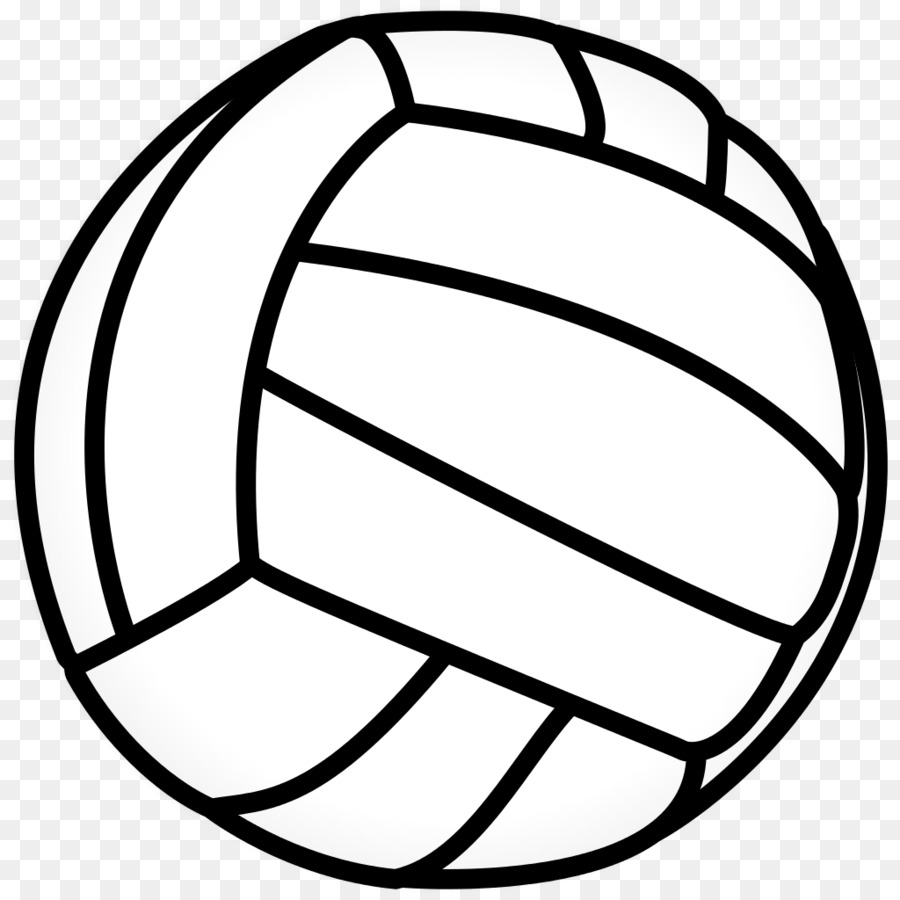 Black and white sports. Clipart volleyball high school volleyball