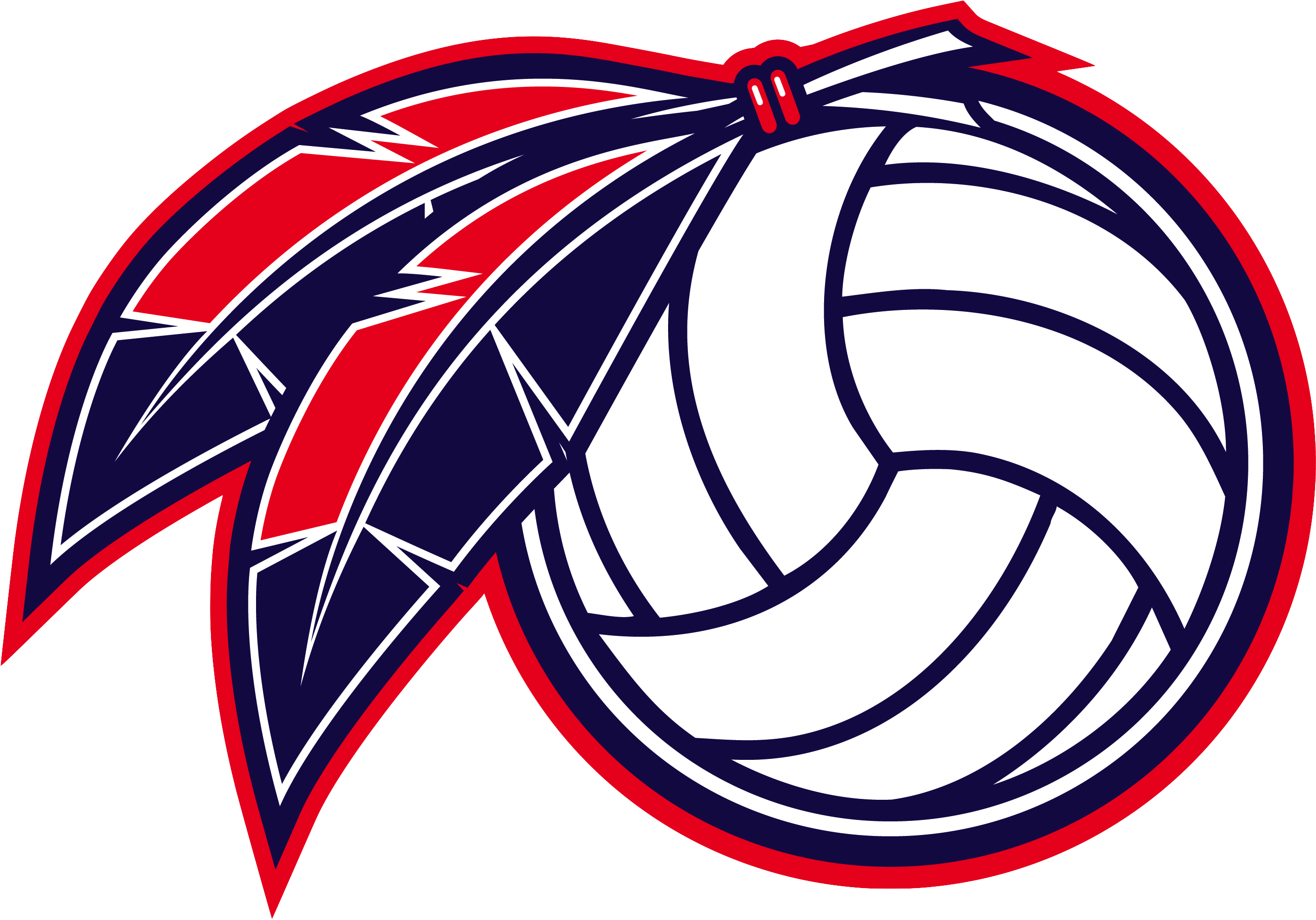 Clipart volleyball high school volleyball. Olathe ks activekids
