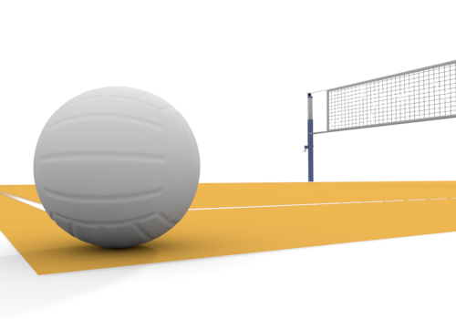 Clipart volleyball indoor volleyball. Net clip art library