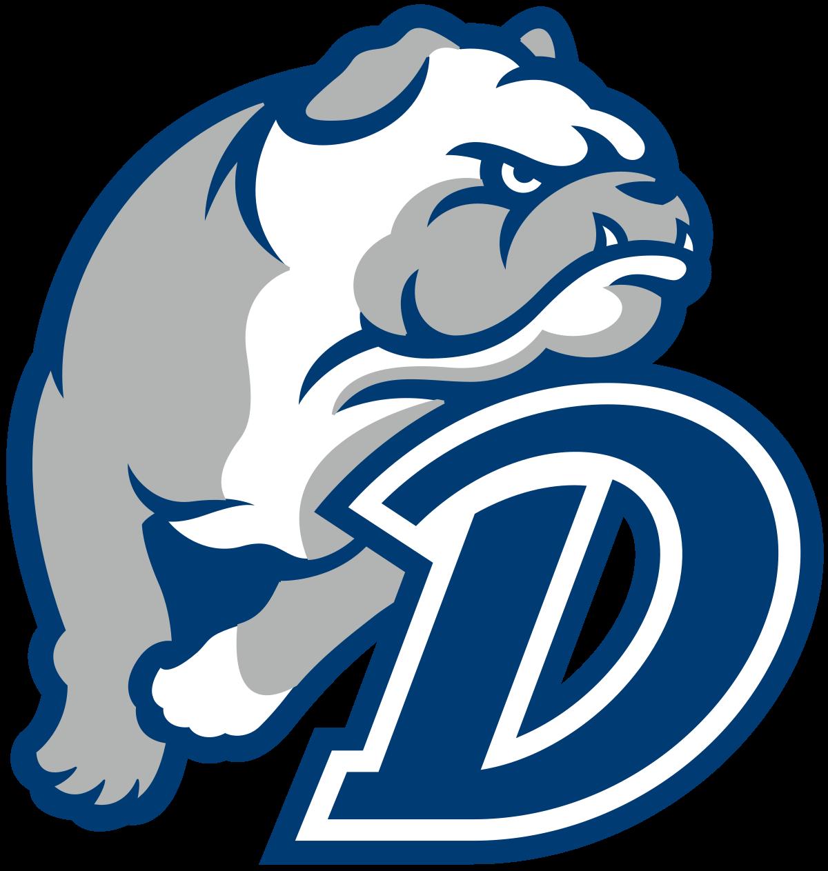 Clipart volleyball lady bulldog. Drake bulldogs wikipedia