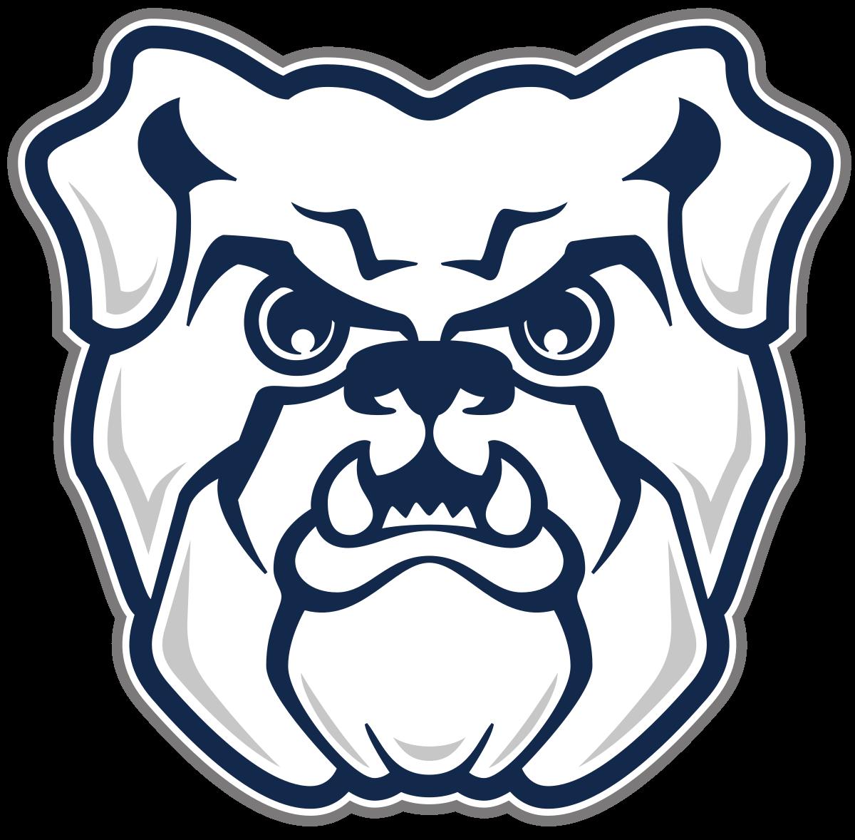 Butler bulldogs wikipedia . Clipart volleyball lady bulldog