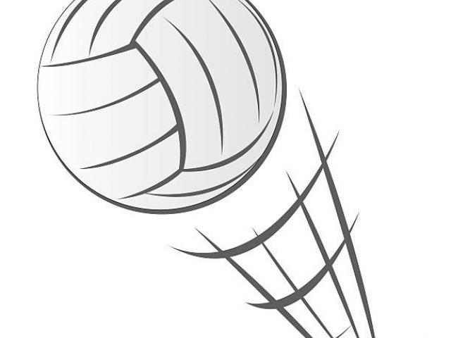 Clipart volleyball move. Free download clip art