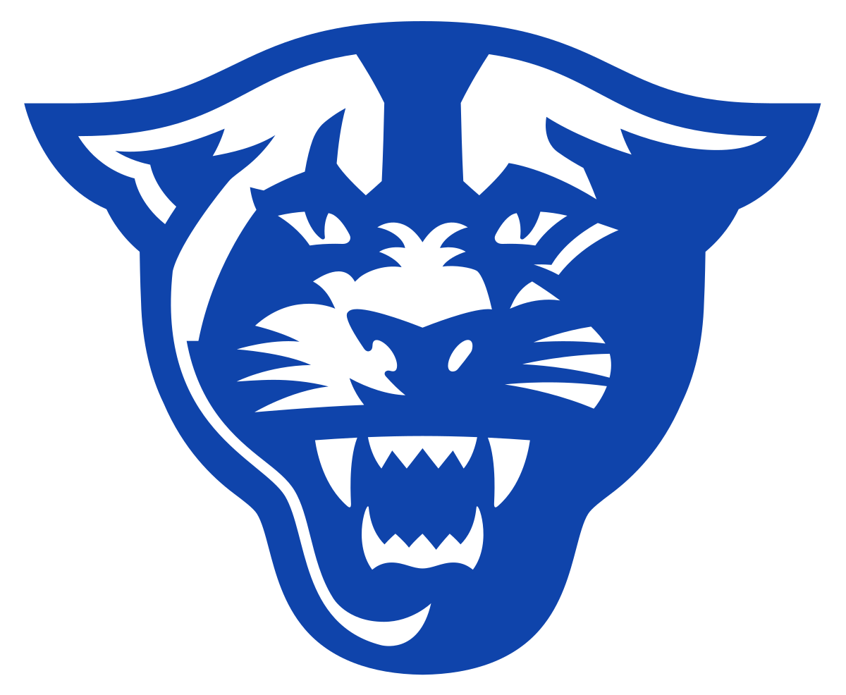 Georgia state panthers wikipedia. Panther clipart panther basketball