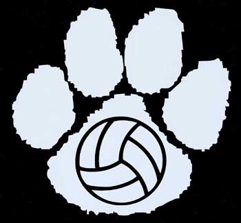 Panther clipart volleyball. Free cliparts download clip