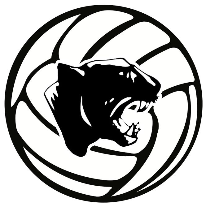 Free cliparts download clip. Panther clipart volleyball