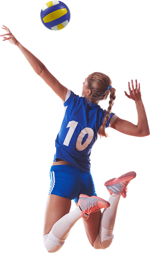 Player png image purepng. Clipart volleyball person