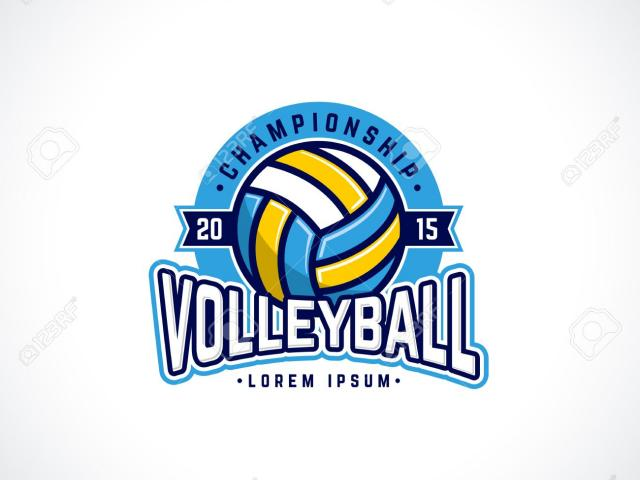 Volleyball clipart royal blue. Free download clip art