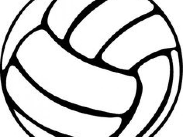 Free download clip art. Volleyball clipart royal blue